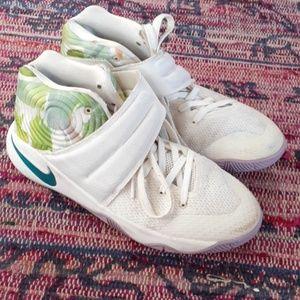 Nike Kyrie II 2 Easter white